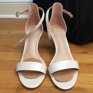 Off White/Cream colored heels